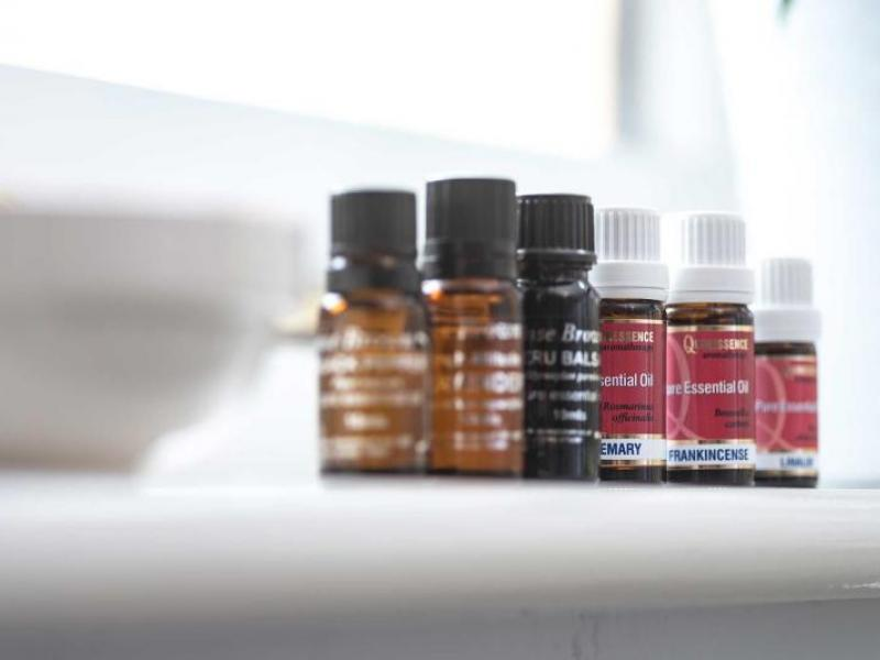 Aromatherapy mssage therapy at Reab