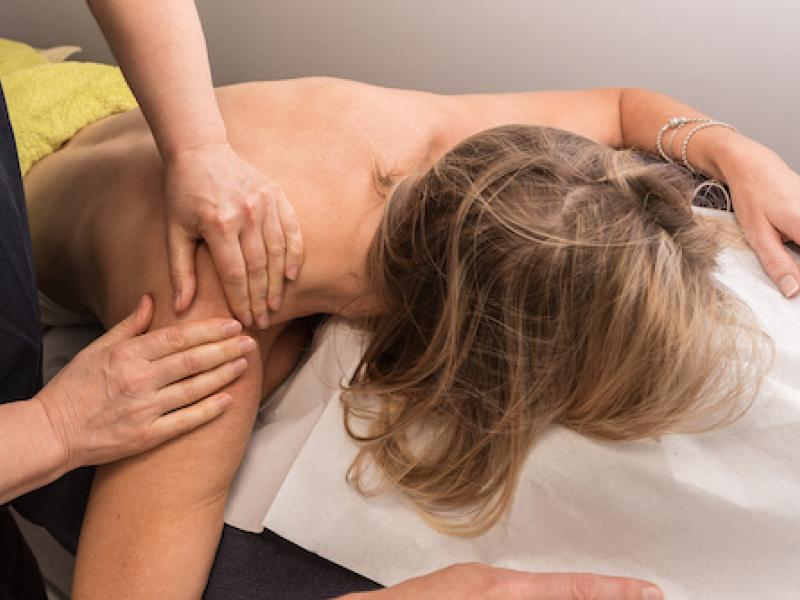 Sports Massage Therapy at Reab
