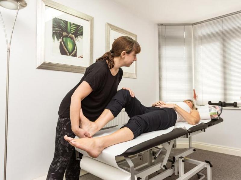 Physiotherapy at Reab, Haywards Heath