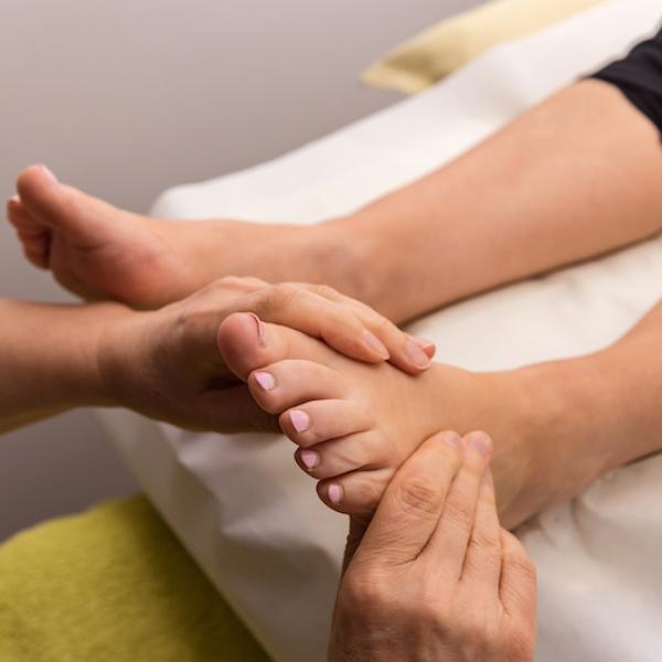 Foot Refexology Immunity